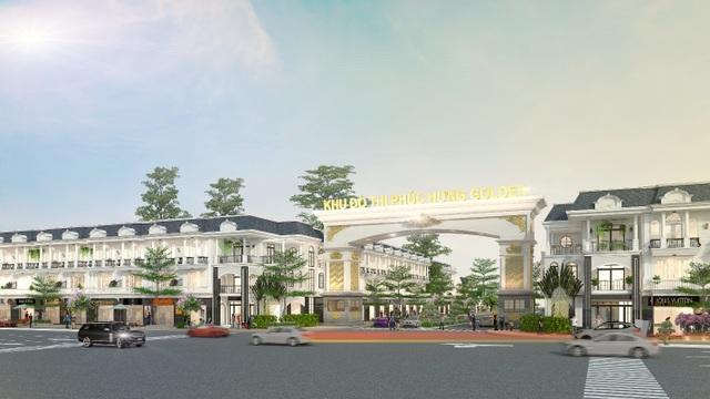Khu Đô thị Phúc Hưng Golden - Đô thị công nghiệp - Dịch vụ hoàn chỉnh bậc nhất Bình Phước sắp được Hoàng Cát Group giới thiệu giai đoạn 3.