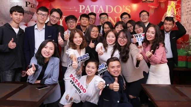Patado - Khóa học tiếng Anh online hàng đầu không nên bỏ qua - 2