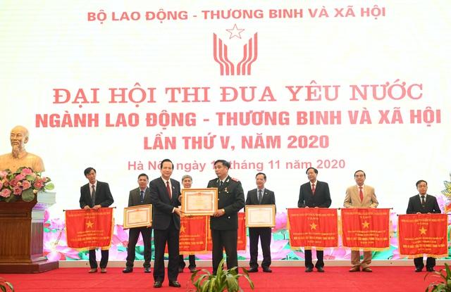 Bộ trưởng Đào Ngọc Dung: Chỉ tiêu niềm tin về an sinh xã hội tăng cao - 3