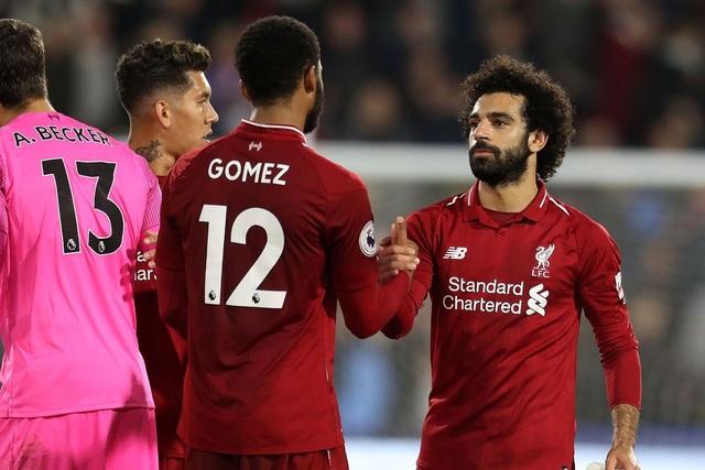 """Liverpool tan nát đội hình vì kiểu bóng đá """"nô lệ"""" - 1"""