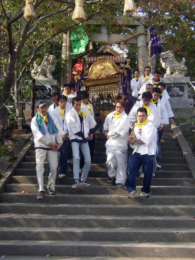 """Lễ hội thu hoạch độc đáo tại """"nơi thần linh tụ họp"""" ở Nhật Bản - 1"""