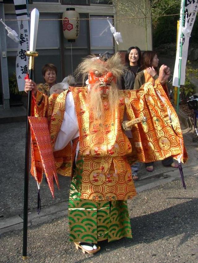 """Lễ hội thu hoạch độc đáo tại """"nơi thần linh tụ họp"""" ở Nhật Bản - 4"""