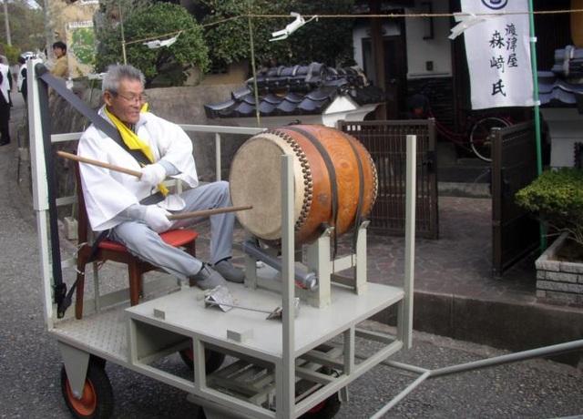 """Lễ hội thu hoạch độc đáo tại """"nơi thần linh tụ họp"""" ở Nhật Bản - 6"""