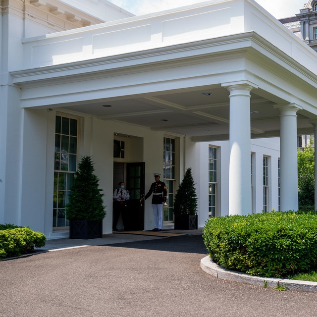 Tận mắt xem nơi ở đặc biệt của các Tổng thống Mỹ bên trong Nhà Trắng - 3