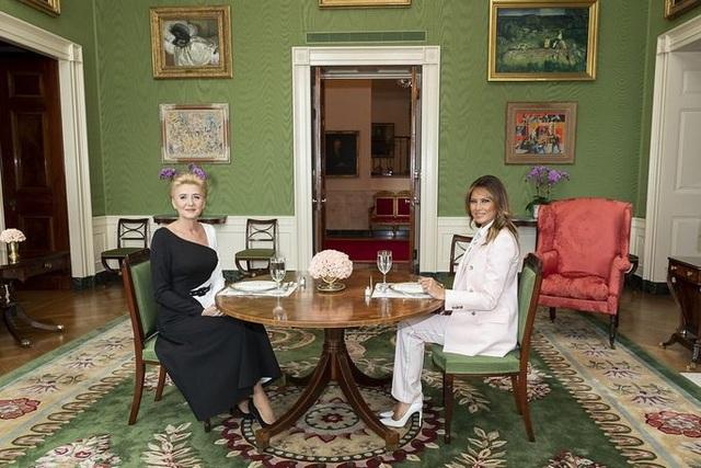 Tận mắt xem nơi ở đặc biệt của các Tổng thống Mỹ bên trong Nhà Trắng - 4
