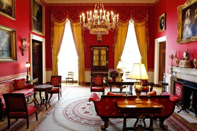 Tận mắt xem nơi ở đặc biệt của các Tổng thống Mỹ bên trong Nhà Trắng - 6