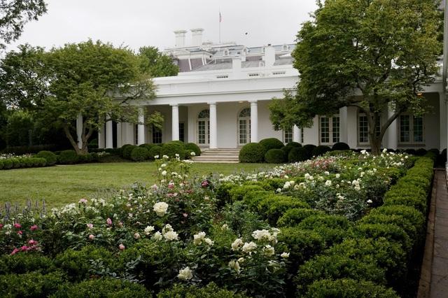 Tận mắt xem nơi ở đặc biệt của các Tổng thống Mỹ bên trong Nhà Trắng - 9