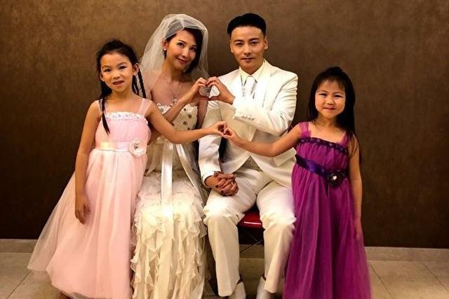 Thái Thiếu Phân hạnh phúc làm mẹ ở tuổi 47 - 5