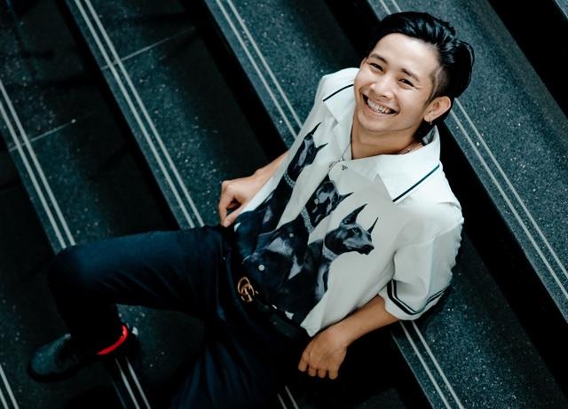 Ricky Star: Lúc trước thu nhập không đủ sống, có khi phải xin tiền mẹ - 1
