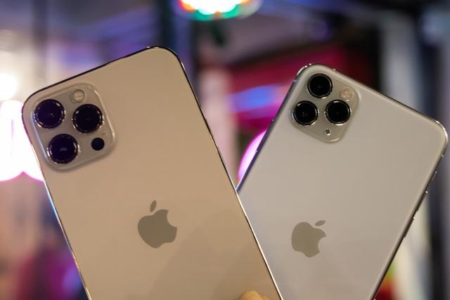 So sánh iPhone 12 Pro Max và 11 Pro Max: Có đáng để nâng cấp? - 7