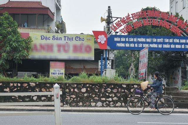 """""""Thủ phủ thịt chó Nhật Tân – nơi khách ăn nhậu cả ngày lẫn đêm giờ ra sao? - 9"""