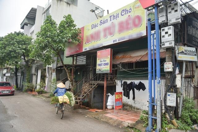 """""""Thủ phủ thịt chó Nhật Tân – nơi khách ăn nhậu cả ngày lẫn đêm giờ ra sao? - 5"""