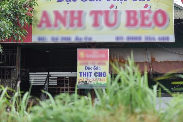 """""""Thủ phủ thịt chó Nhật Tân – nơi khách ăn nhậu cả ngày lẫn đêm giờ ra sao? - 4"""