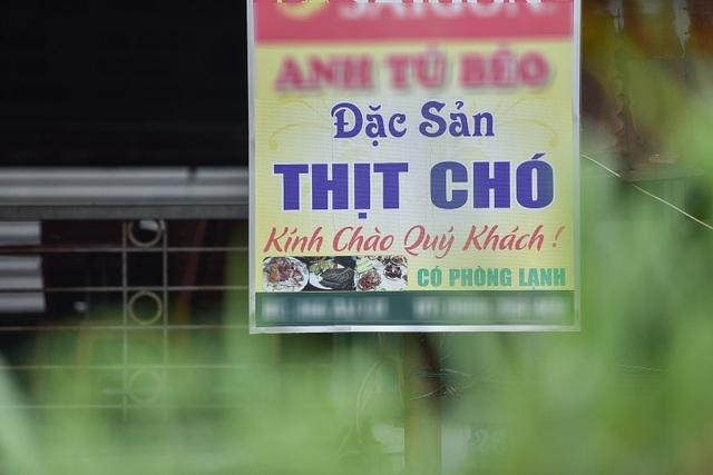 """""""Thủ phủ thịt chó Nhật Tân – nơi khách ăn nhậu cả ngày lẫn đêm giờ ra sao? - 8"""