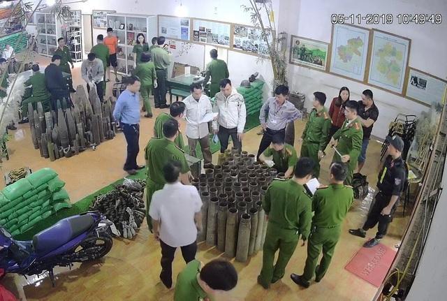 Vụ Công an Hà Giang thu gần 3 tấn kỷ vật chiến tranh: Tòa án bác đơn kiện - 1