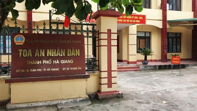 Vụ Công an Hà Giang thu gần 3 tấn kỷ vật chiến tranh: Tòa án bác đơn kiện - 2