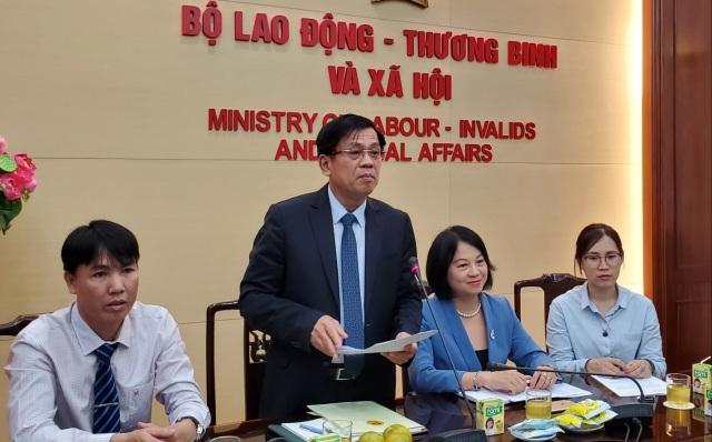 Bộ LĐ-TBXH gặp mặt đoàn đại biểu người có công tỉnh Kon Tum - 1