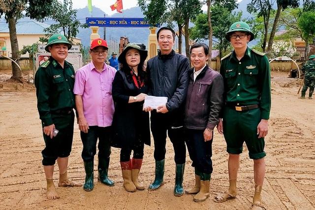 Quảng Trị: Học sinh trở lại trường là niềm vui lớn nhất dịp 20/11 - 6