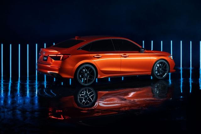 Honda Civic thế hệ mới 2022 chính thức ra mắt, giống Accord thu nhỏ - 9