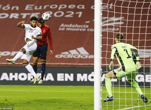 Tây Ban Nha 6-0 Đức: Cú hattrick của Ferran Torres - 1
