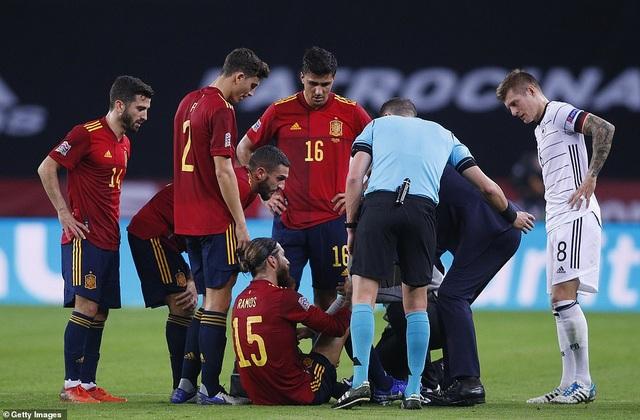 Tây Ban Nha 6-0 Đức: Cú hattrick của Ferran Torres - 6