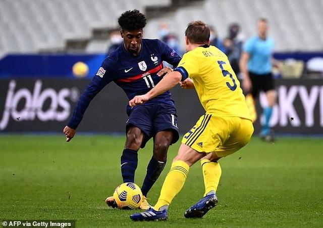 Pháp vào bán kết Nations League với thành tích bất bại - 3
