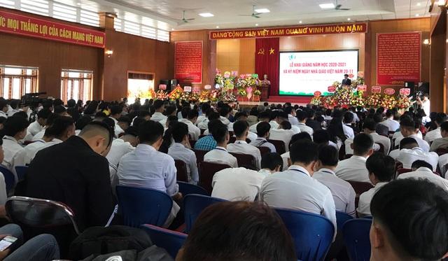 Trường Cao đẳng Việt Đức tuyển sinh vượt chỉ tiêu đề ra - 1