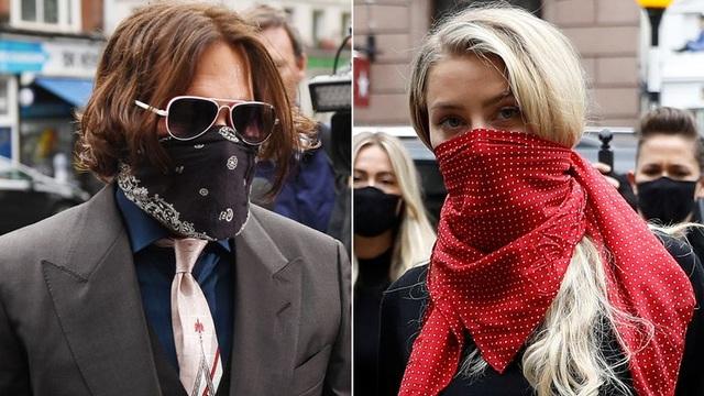 """Vợ cũ Johnny Depp bị nghi làm đẹp bằng """"dao kéo"""" - 12"""