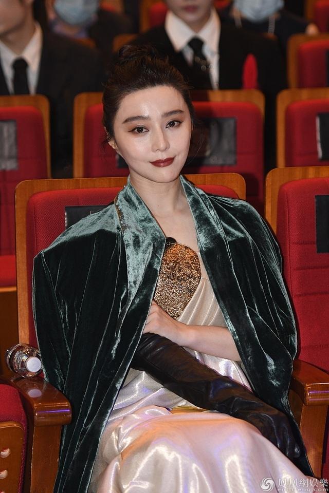 Phạm Băng Băng xuất hiện nổi bật tại đêm hội thời trang - 16