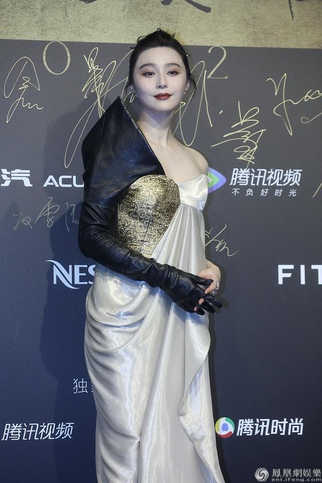 Phạm Băng Băng xuất hiện nổi bật tại đêm hội thời trang - 5