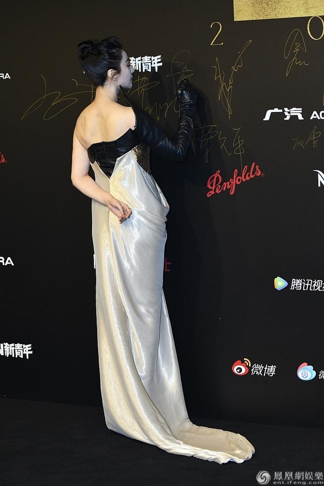 Phạm Băng Băng xuất hiện nổi bật tại đêm hội thời trang - 4