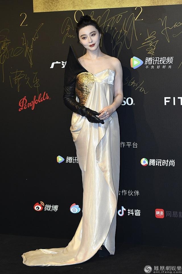 Phạm Băng Băng xuất hiện nổi bật tại đêm hội thời trang - 8
