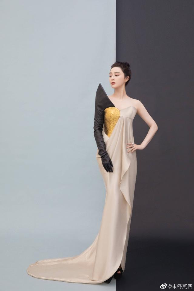 Phạm Băng Băng xuất hiện nổi bật tại đêm hội thời trang - 1
