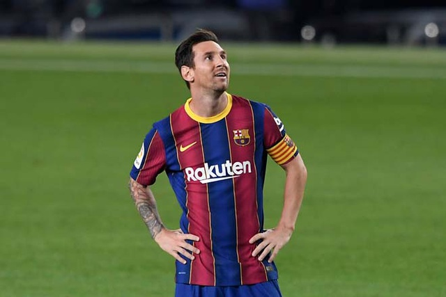 Cạn sạch tiền, Barcelona buộc phải bán Messi - 2