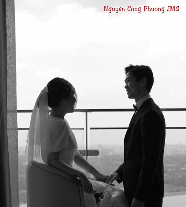Lộ ảnh cưới lãng mạn của vợ chồng Công Phượng - 4