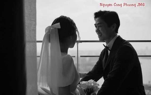 Lộ ảnh cưới lãng mạn của vợ chồng Công Phượng - 5