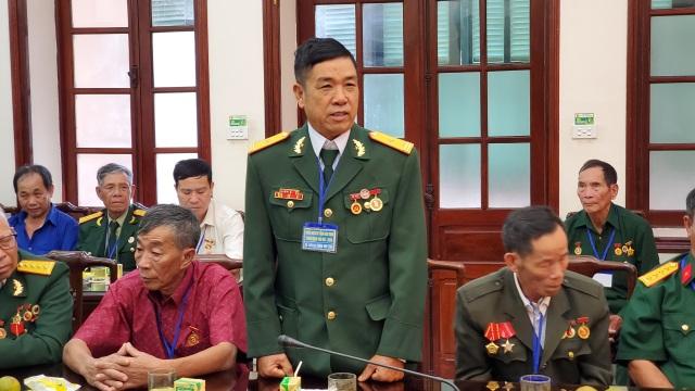 Bộ LĐ-TBXH gặp mặt đoàn đại biểu người có công tỉnh Kon Tum - 4