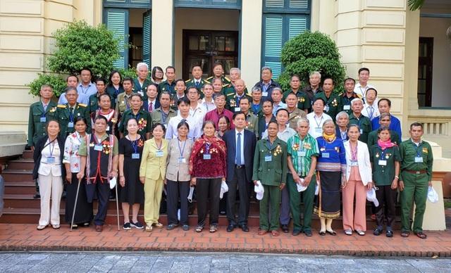Bộ LĐ-TBXH gặp mặt đoàn đại biểu người có công tỉnh Kon Tum - 6