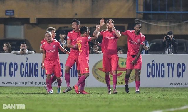"""HLV Sài Gòn FC bị tố """"đi đêm"""" với đội bóng hạng Nhì - 1"""