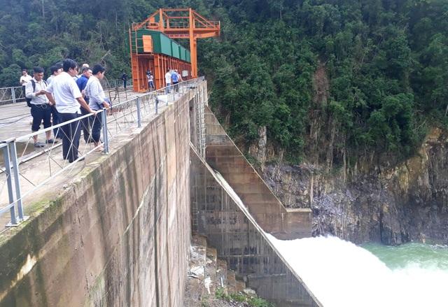 Thừa Thiên Huế tiếp tục đề nghị thu hồi giấy phép của thủy điện chống lệnh - 1
