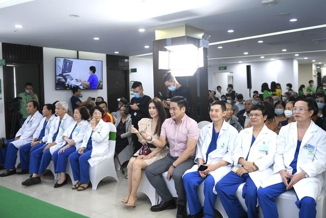 Giao lưu trực tuyến: Bác sĩ chuyên khoa giải đáp trực tiếp các vấn đề sức khỏe - 3