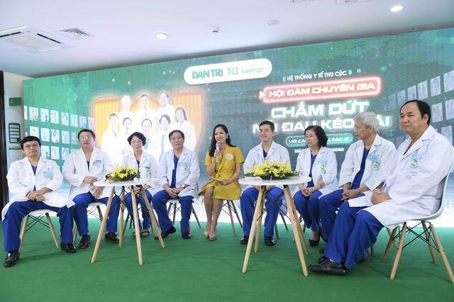 Giao lưu trực tuyến: Bác sĩ chuyên khoa giải đáp trực tiếp các vấn đề sức khỏe - 2