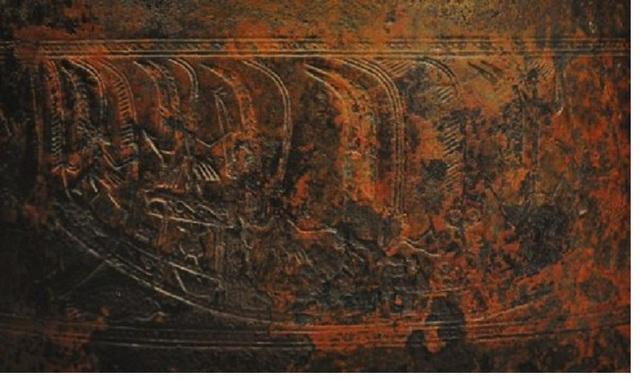 Kho báu 2000 năm dưới lòng đất gây chấn động bởi cấu trúc chống trộm thần kỳ bậc nhất - 1