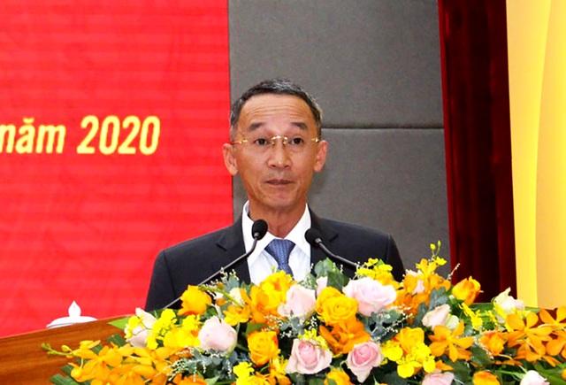 Ông Trần Văn Hiệp làm Chủ tịch tỉnh Lâm Đồng - 1