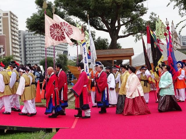 Lễ hội Shitennoji Wasso tại Nhật Bản: Tái hiện nhiều nền văn hoá Đông Á xưa - 3