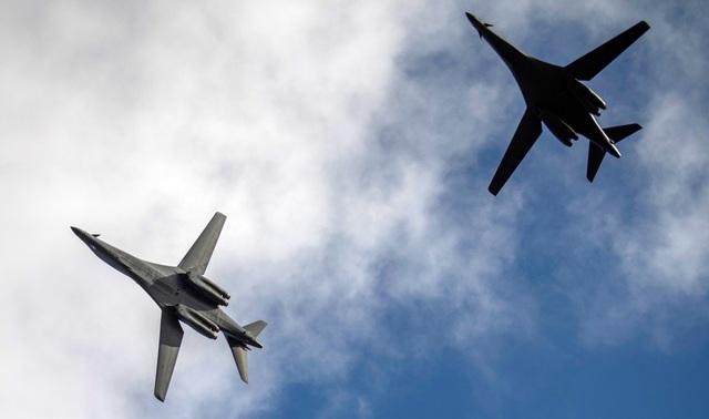 Máy bay ném bom của Mỹ vào ADIZ Trung Quốc lập trái phép ở Hoa Đông - 1