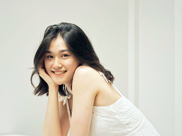 Nữ đại sứ xinh đẹp, thích làm thiện nguyện trường THPT Trần Phú - 12