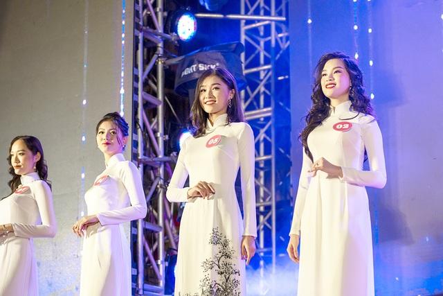 Nữ đại sứ xinh đẹp, thích làm thiện nguyện trường THPT Trần Phú - 2