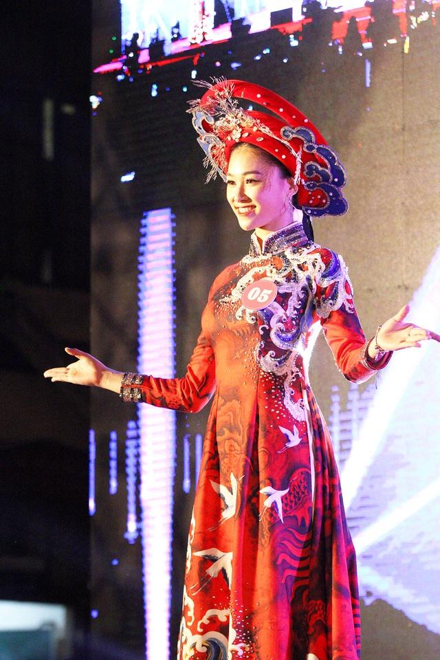 Nữ đại sứ xinh đẹp, thích làm thiện nguyện trường THPT Trần Phú - 4