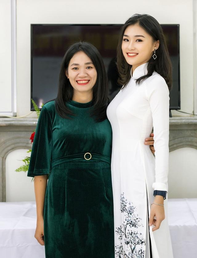 Nữ đại sứ xinh đẹp, thích làm thiện nguyện trường THPT Trần Phú - 8